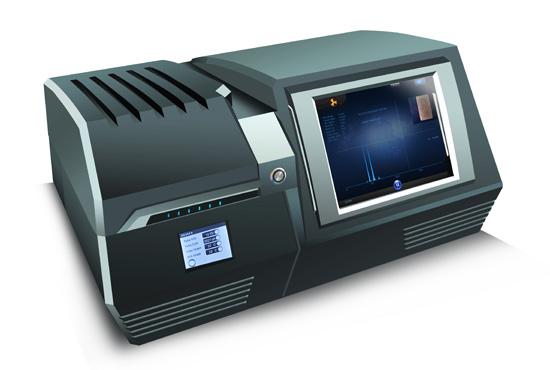 西凡科技自主研发的X荧光光谱检测仪EXF9600
