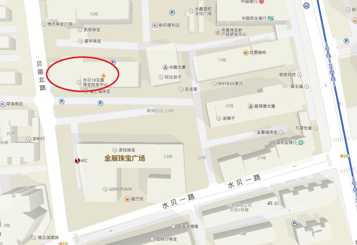 深圳市西凡科技地理位置电子地图