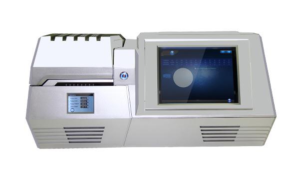 一台配备进口SDD探测器的贵金属检测仪